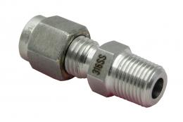 Thermocouple Compression Fitting Adapters 1-8 inch NPT