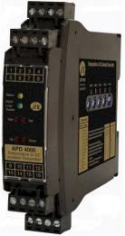 APD 4000 - Universal Temperature to DC Transmitter - Field Configurable - Isolated