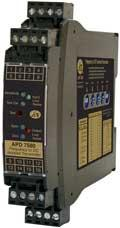 APD 7580 - Frequency to DC Isolated Transmitter - Field Configurable